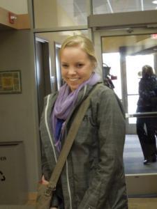 Abby Samotis - scholarship