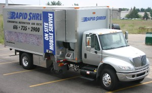 Rapid Shred Truck 3