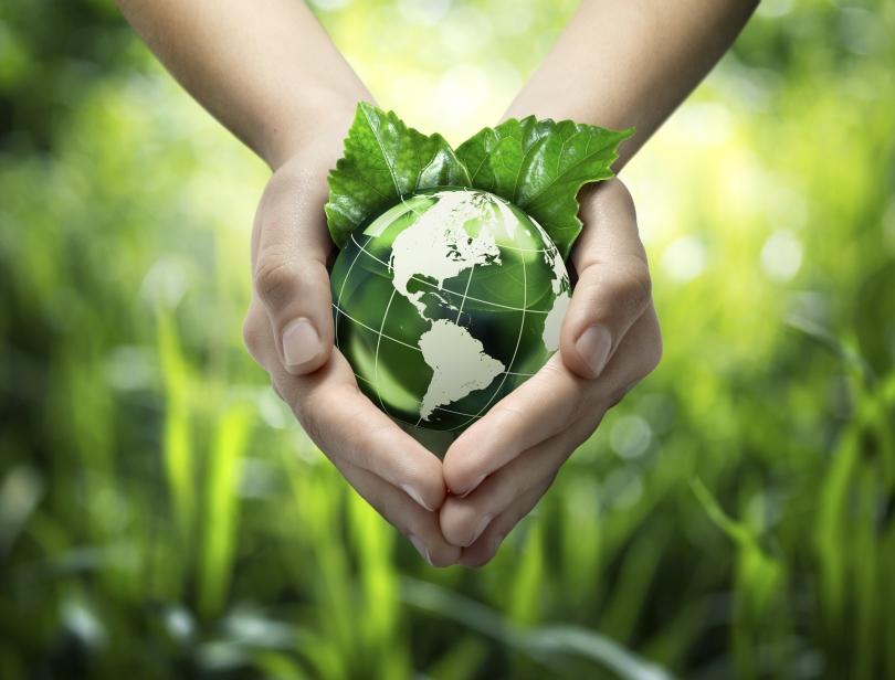 usa - green environment concept