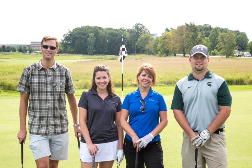 12th Annual Golf and River Outing